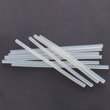 Glue sticks diameter 7.5mm lenght 150mm - transparent