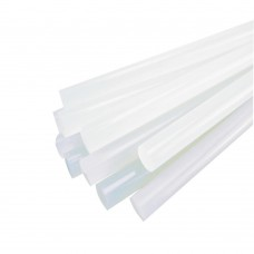 Glue sticks with diameter 8mm transparent