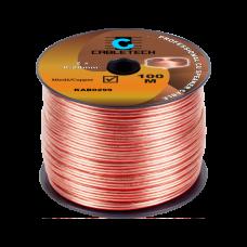 Speaker cable CCA 0.2mm 1m