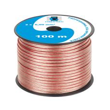 Kolonėlių kabelis CCA 2x6.0mm 1m