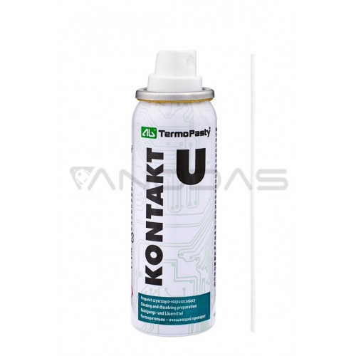 Contact cleaning spray Kontakt U 60ml