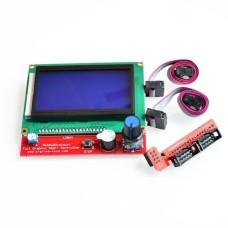 Kontroleris RepRap Ramps 1.4 priedėliui su ekranu 128x64 LCD