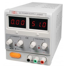 Laboratory power supply 0-50V 0-3A MASTECH