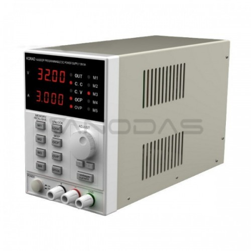 Laboratory power supply Korad KA6002D 60V 2A