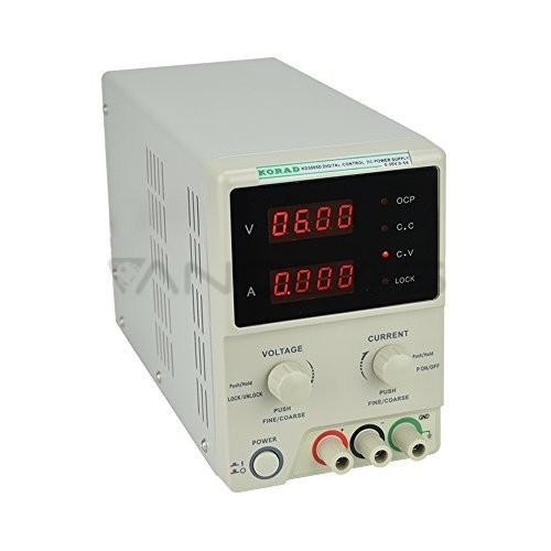 Adjustable Power Supply Korad KD3005D 0-30V 5A
