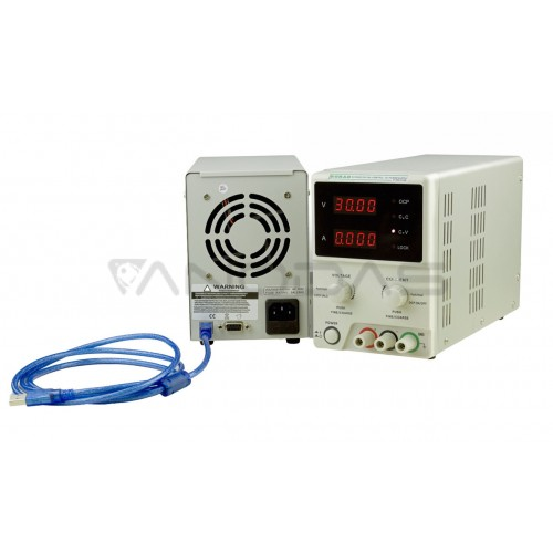 Laboratorinis Maitinimo Šaltinis Korad KD3005P 0-30V 5A USB