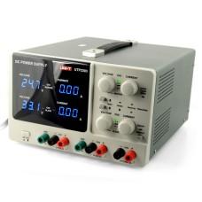 Laboratory power supply UNI-T UTP3303 2x 32V/3A + 5V/3A