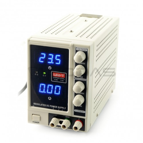 Laboratory power supply UNI-T UTP3313TFL 30V 3A