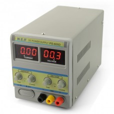 Laboratory power supply WEP PS-605D 60V 5A