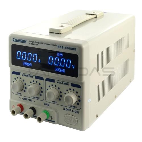 Laboratory power supply Zhaoxin RPS-3005DB 30V 5A