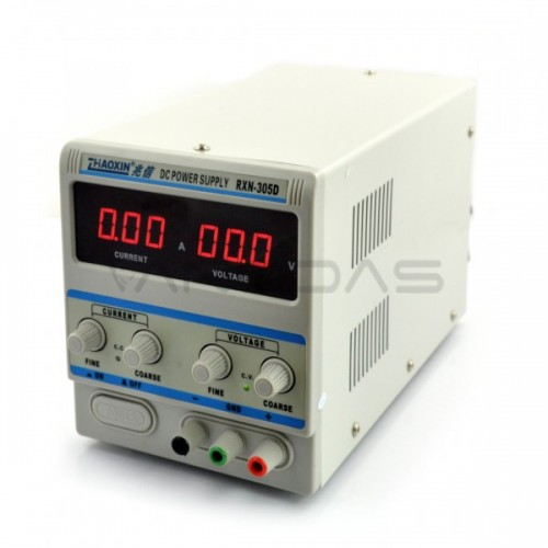 Laboratorinis maitinimo šaltinis Zhaoxin RXN-305D 30V 5A