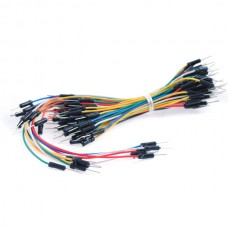 Breadboard Jumper Wires for Electronic DIY (65PCS)