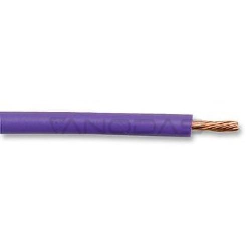 Laidas H05V-K 1x0.5mm violetinis 1m LAPP KABEL