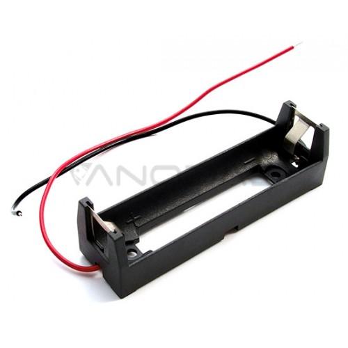 Battery holder 1x18650