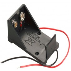 Battery holder 9V with lead
