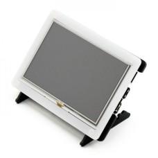 """Laikiklis Waveshare LCD Ekranui 5"""" ir Raspberry Pi mikrokompiuteriui"""