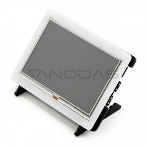 Case for Waveshare LCD Screen 5""