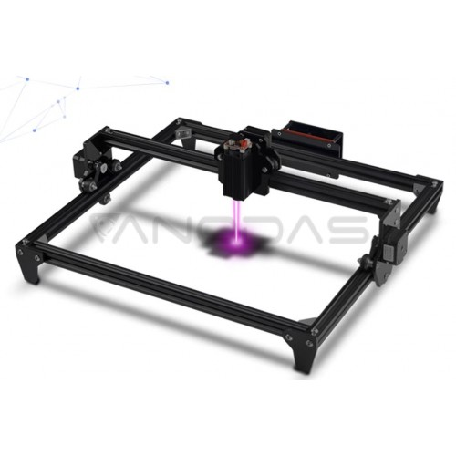 30x40cm Mini 2500MW CNC Laser Engraving Machine 2Axis DIY Engraver Desktop Wood Router/Cutter/Printer + Laser Goggles