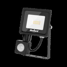 LED prožektorius Rebel 10W (12x2835 SMD) 3000K 230V