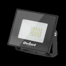 LED prožektorius Rebel 10W (12x2835 SMD) 6500K 230V