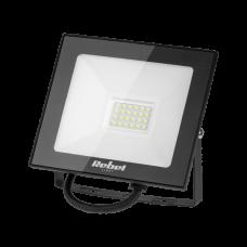 LED prožektorius Rebel 20W (24x2835 SMD) 3000K 230V
