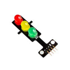 LED traffic light-emitting module