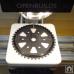 LED šviesos žiedo formos matrica montuojama ant Spindle motoro