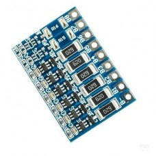 Li-ion 18650 Ličio baterijų balansavimo modulis 6S 25.2V BMS PCB