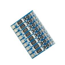 Li-ion 18650 Ličio baterijų balansavimo modulis 8S 33.6V BMS PCB