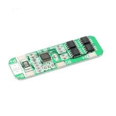 Li-ion Ličio baterijų įkrovimo modulis su apsauga 3S 4A 12V 18650