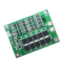 Li-ion Ličio baterijų įkrovimo modulis su apsauga  4S 14.8V 40A 18650