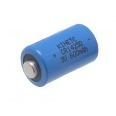 Ličio baterija CR14250 3V Kinetic