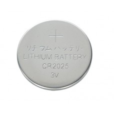 Lithium battery CR2025 3V