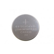 Lithium battery CR2430 3V Kinetic
