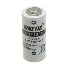 Lithium battery ER14335 3.6V Kinetic
