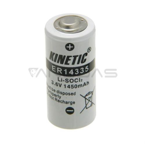 Ličio baterija ER14335 3.6V Kinetic