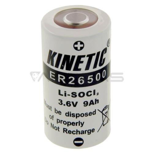 Ličio baterija ER26500 3.6V Kinetic