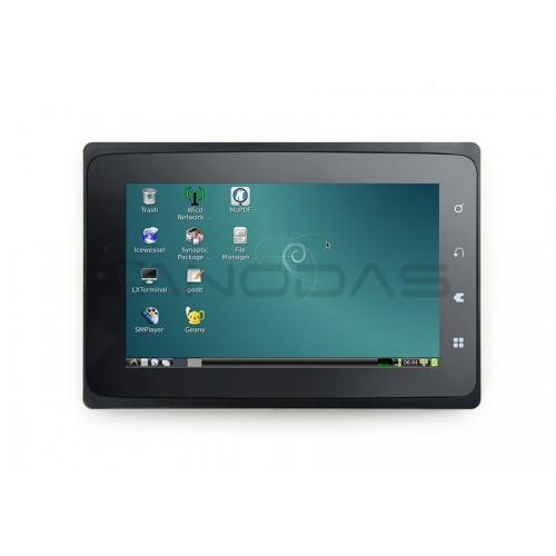 Lietimui Jautrus Ekranas X710 LCD 7'' 1024x600px - NanoPi