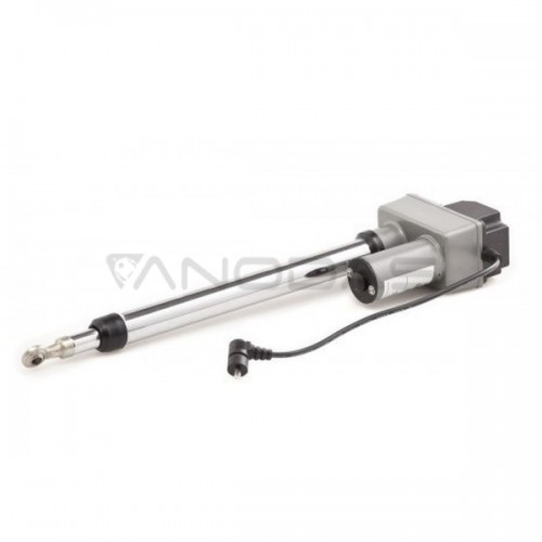 Electric Linear Actuator CAR2500 1000N 10mm/s 12V - Stroke Length 25cm