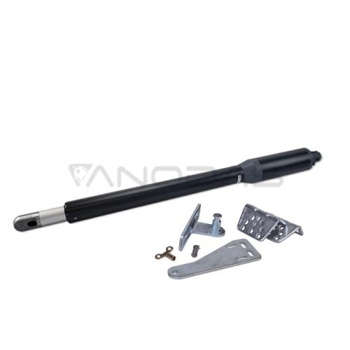 Linijinė pavara ETM-01 LIGHT 1500N 16mm/s 24V - cilindro eiga  30cm