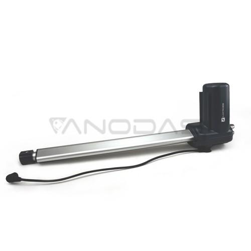 Linijinė pavara FDI+ 6000N 4mm/s 24V - cilindro eiga 40cm