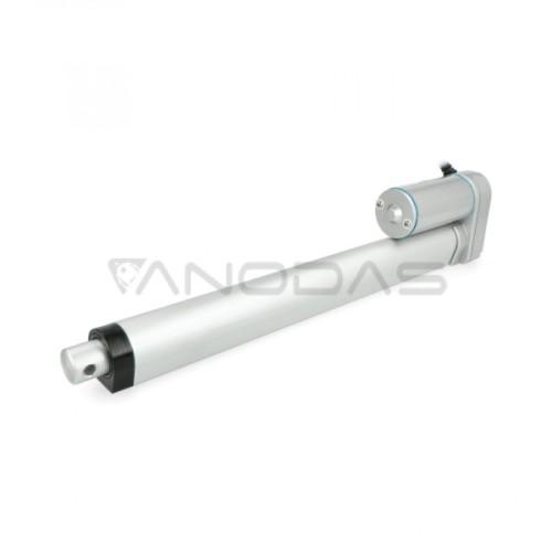 Linijinė pavara Seria NLAD 500N 15mm/s 12V - cilindro eiga 30cm