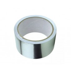 Lipni aliuminio juosta 50mm x 10m