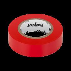 Adhesive insulation tape REBEL 18m - red