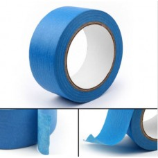 30m x 48mm Blue Tape Printing Masking Heat Bed Tape for 3D Printer Accessories