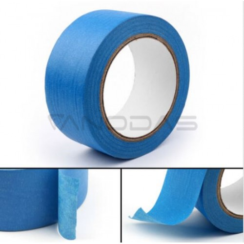 Lipni mėlyna juosta 48mm x 30m tinkanti 3D spausdintuvo padui