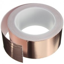 Conductive copper tape 0.055mmx30mmx1m