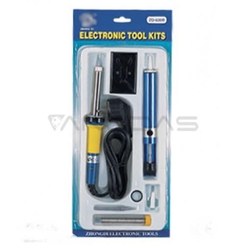 Litavimo įrankių rinkinys ZD-920B