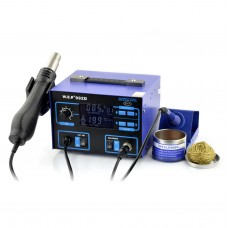 Soldering station 2in1 WEP 992D+ with Hotair 700W