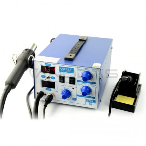 Soldering station 2in1 Yihua 872D with Hotair 700W